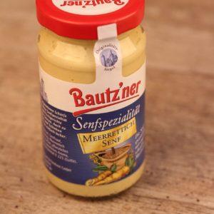 Meerrettich Senf