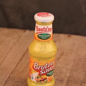 Senf Gurke Sauce